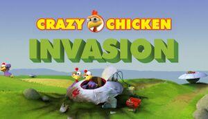 Crazy Chicken Invasion cover