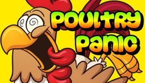 Poultry Panic cover