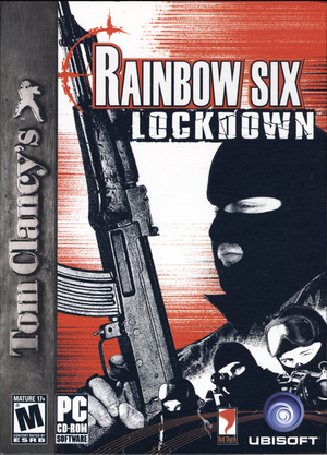 Tom Clancy's Rainbow Six: Lockdown cover