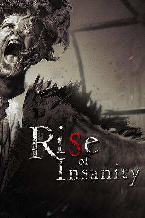 Rise of Insanity cover