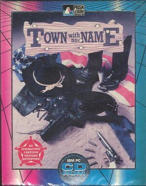 The Town with No Name cover