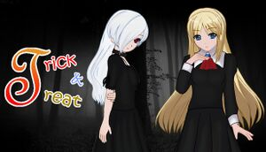 Trick and Treat - Visual Novel cover