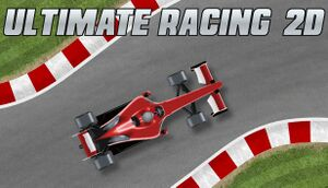 Ultimate Racing 2D cover