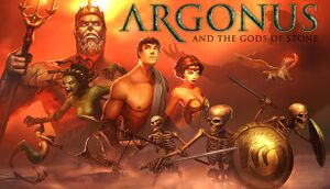 Argonus and the Gods of Stone cover