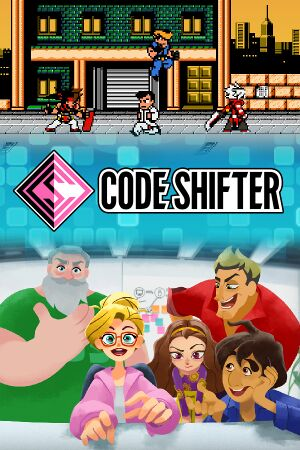 Code Shifter cover