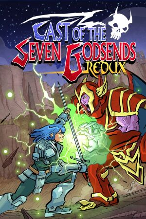 Cast of the Seven Godsends - Redux cover
