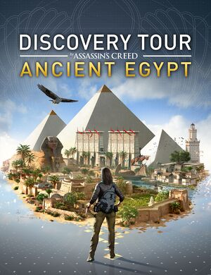 Discovery Tour by Assassin's Creed: Ancient Egypt cover