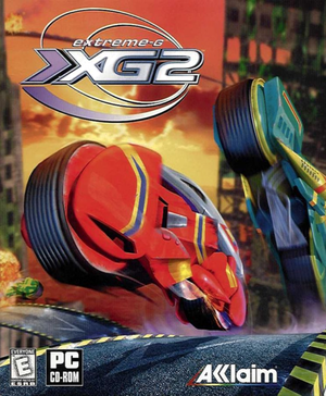 Extreme-G 2 cover
