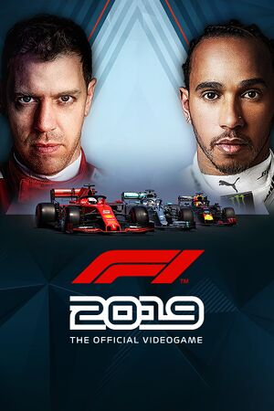 F1 2019 cover
