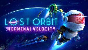LOST ORBIT: Terminal Velocity cover