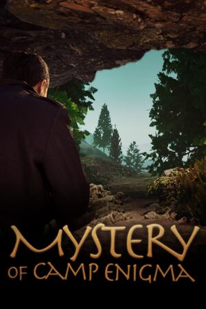 Mystery of Camp Enigma cover