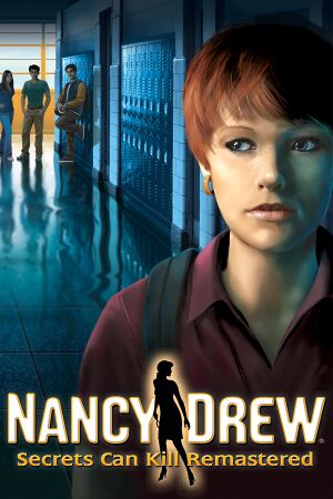 Nancy Drew: Secrets Can Kill Remastered cover