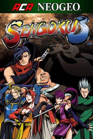 Sengoku 3 cover