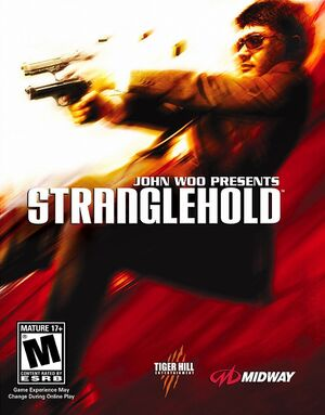 John Woo Presents Stranglehold cover