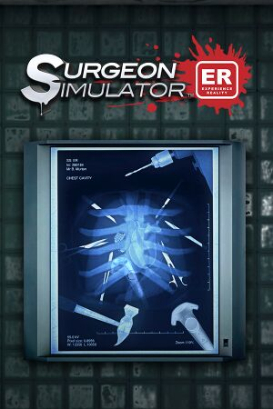 Surgeon Simulator: Experience Reality cover