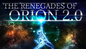 The Renegades of Orion 2.0 cover