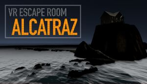 Alcatraz: VR Escape Room cover