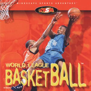 World League Basketball cover