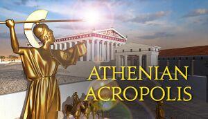 Athenian Acropolis cover