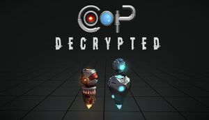CO-OP: Decrypted cover