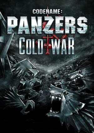 Codename: Panzers - Cold War cover