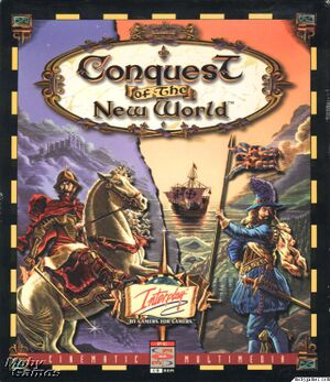 Conquest of the New World cover