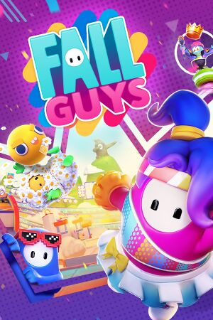 Fall Guys: Ultimate Knockout cover