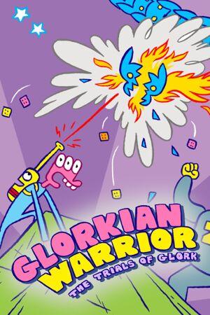 Glorkian Warrior: The Trials of Glork cover