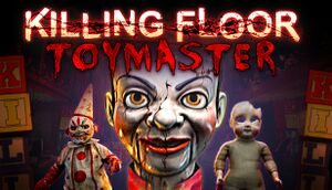 Killing Floor - Toy Master cover