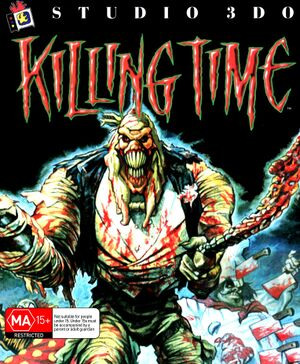 Killing Time cover
