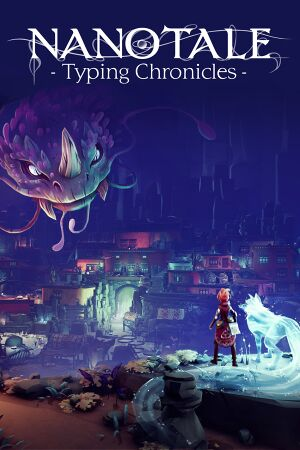 Nanotale - Typing Chronicles cover