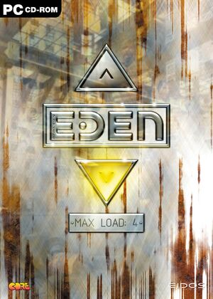 Project Eden cover