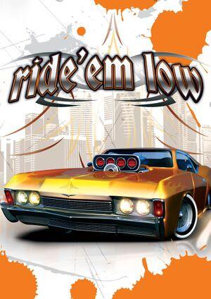 Ride 'em Low cover