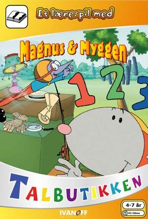Skipper & Skeeto: The Number Shop cover