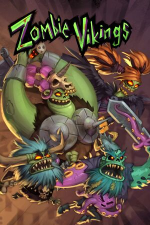 Zombie Vikings cover