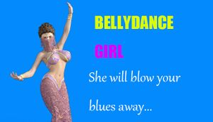 Belly Dance Girl cover