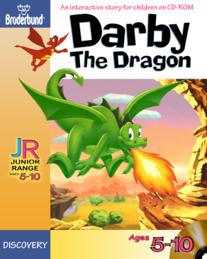 Darby the Dragon cover