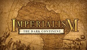 Imperialism: The Dark Continent cover