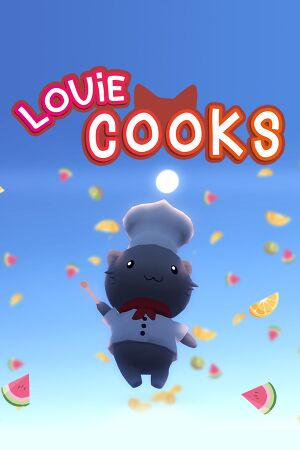 Louie Cooks cover
