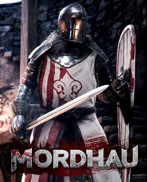 Mordhau cover