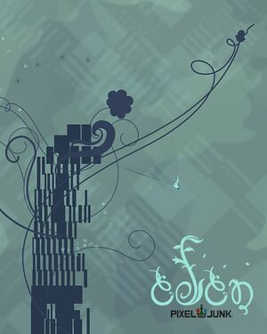 PixelJunk Eden cover