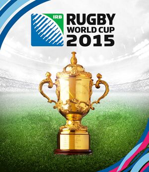 Rugby World Cup 2015 cover