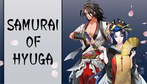 Samurai of Hyuga cover