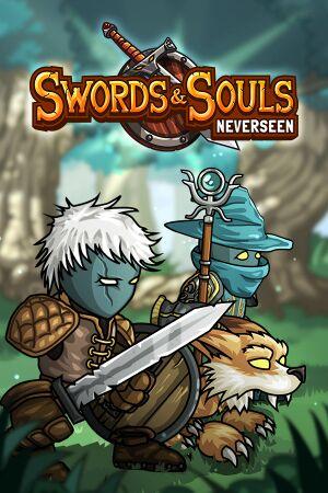 Swords & Souls: Neverseen cover
