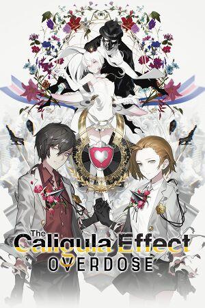 The Caligula Effect: Overdose cover