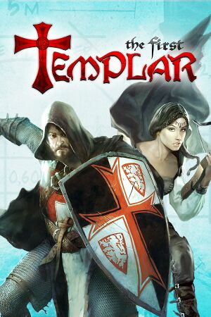 The First Templar cover