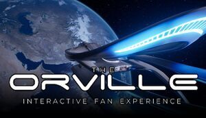 The Orville - Interactive Fan Experience cover