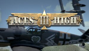 Aces High III cover