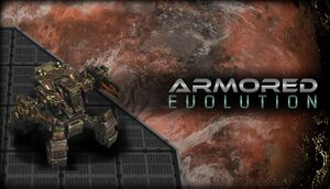 Armored Evolution cover