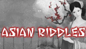 Asian Riddles cover